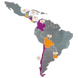 Mapa OCAC LATAM-ALTA